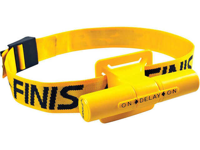FINIS Ceinture Tech Toc, yellow